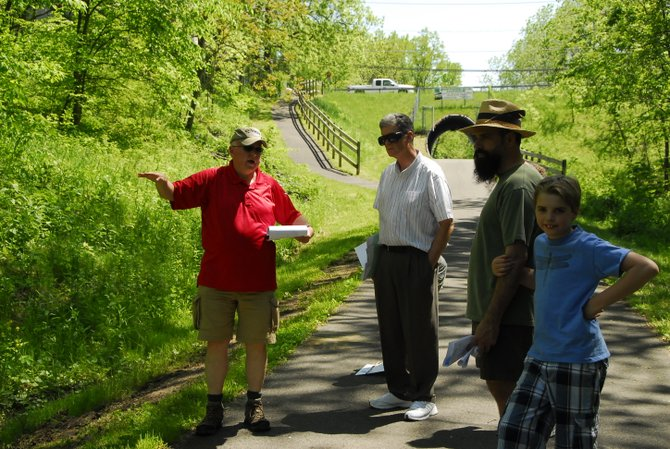 Visitors can also explore the natural elements of Cohoes. On Saturday, they can pick up a tour guide and visit the Cohoes Falls.