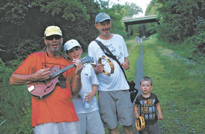 Last year's Fairy Tales and Fireflies celebration on the Albany County Rail Trial brought out about 300 people. There will be even more activities lining the trail in this year's celebration, set for June 20.