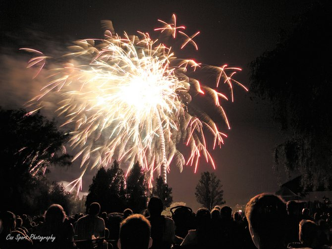 The 2012 Cazenovia fireworks were an impressive event -- and the Lions Club says this year's show will be even better.