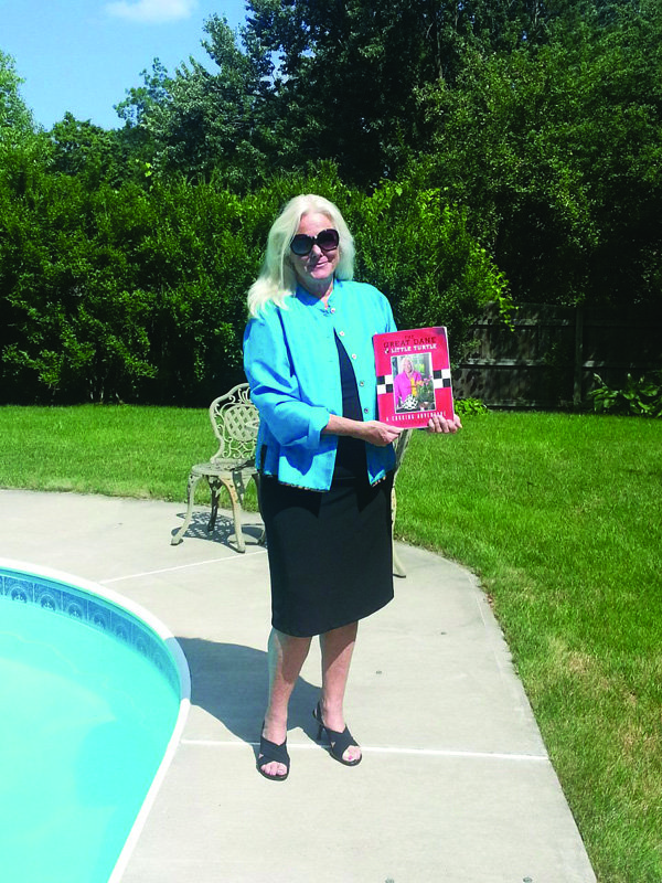 """Sharon Bailhe' is the author of """"The Great Dane and Little Turtle: Adventures in Cooking."""" The book contains hundreds of recipes of American, Swedish, Danish and French origin and can be ordered on amazon.com."""
