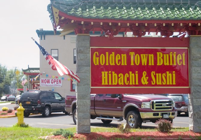 There were several people at the Golden Town Buffet in Glenmont on Tuesday, Aug. 6. Bethlehem police the previous day allegedly discovered several customers who visited the restaurant had their credit and debit card information stolen.