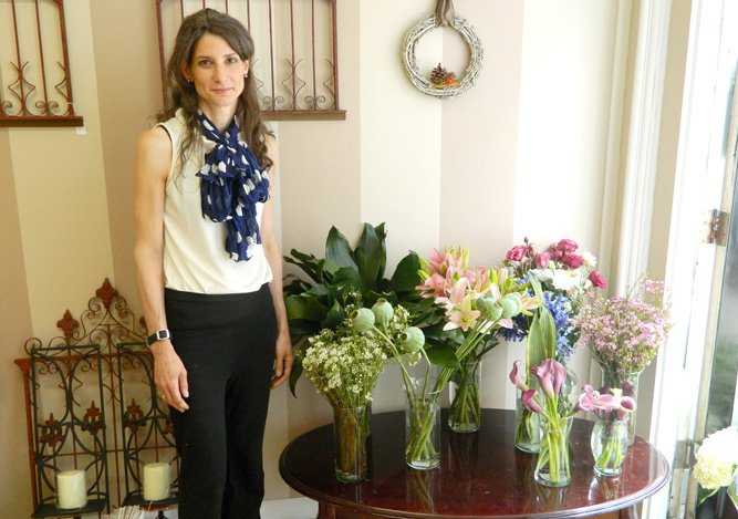 Cazenovia native Lisa Kendrick has opened the new Foxgloves Flower Shop at 53 Albany St, which offers fresh flowers, creates and sells home decorations and Cazenovia-related creations. Kendrick also offers floral work for bridal showers, weddings and other events.