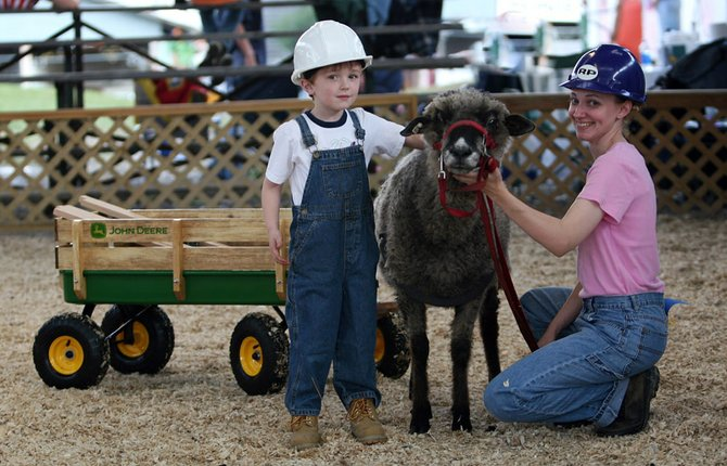 The Altamont Fair will likely be featuring one of everyone's favorite attractions, from carnival rides to tasty treats and even several different animals.