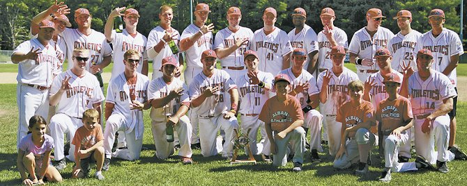 The Albany Athletics had another successful season in 2013, as they won their division of the Albany Twilight League and reached the Stan Musial World Series for the second consecutive season. The Athletics featured several Section II alumni including Guilderland High School graduate Tim O'Connor.