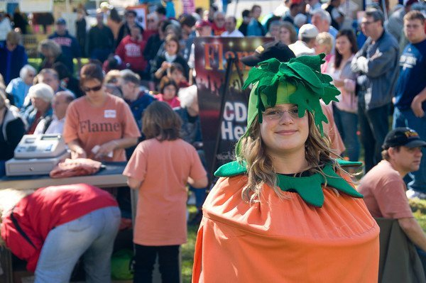 The Carrot Festival isn't just about food (though there will be plenty). The event will also feature music, workshops, kids activities and a petting zoo.
