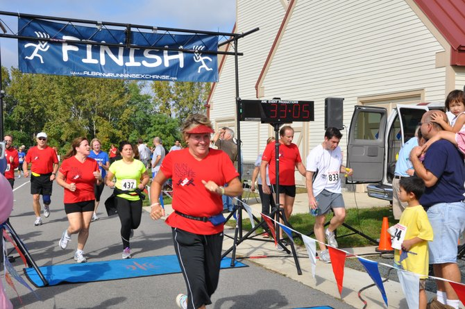 The Colonie Youth Center's 10th annual Crossings 5K Challenge and Kids Runs will be held on Sunday, Sept. 29, in Colonie. Race day registration opens at 8 a.m. and the 5K race will kick off at 10 a.m.