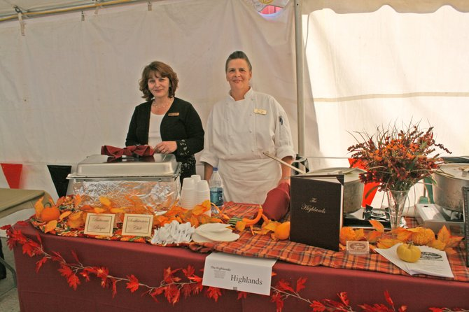 Several restaurants will be serving up soups to please palates during a cook off at Souped Up on Guilderland on Saturday, Sept. 28.