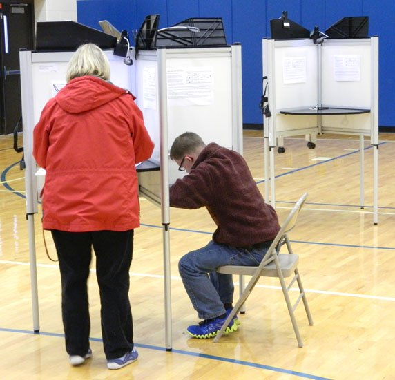 Cazenovia voters approved two ballot propositions on Tuesday -- one will lengthen the town supervisor's term of office from two to four years, the other will change the town clerk's job from an elected to an appointed position.
