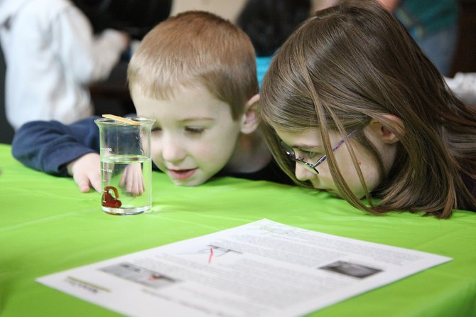The CNSE Children's Museum of Science and Technology will open its doors for free on Nano Family Fun Day Saturday, Nov. 23.