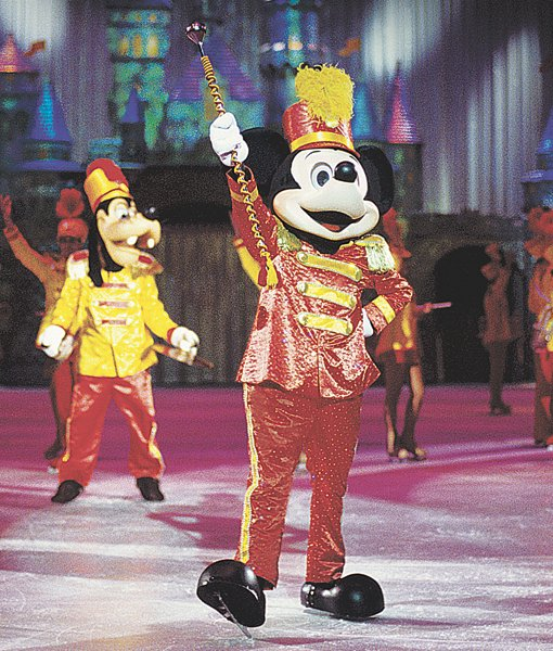 Disney on Ice returns to the Times Union Center Dec. 18-22.