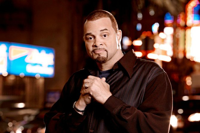 Stand-up comedian Sinbad will perform at the Troy Savings Bank Music Hall Thursday, Jan. 16.