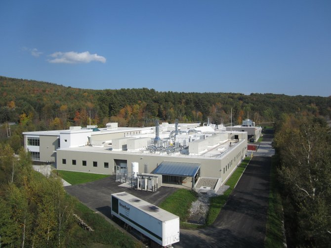 Hypertherm's new high-tech plasma technology facility was designed and built by Bread Loaf Construction of Middlebury.