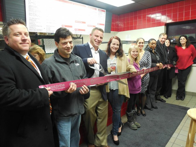 A second Lou-Bea's Pizza opened in Delmar in the fall, carrying on a pizza tradition that started in 1968.