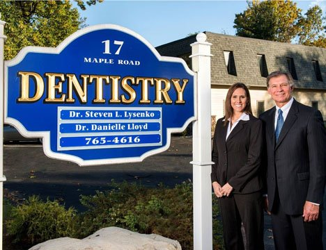 Dr. Danielle Lloyd and Dr. Steven Lysenko are always welcoming new patients at their Voorheesville practice.