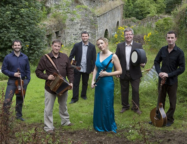 The musicians in Danú came together following a casual jam session and have since recorded seven albums and embarked on multiple tours.