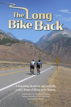 """The Long Bike Back"" chronicles two Skaneateles natives' cross-country bike ride."
