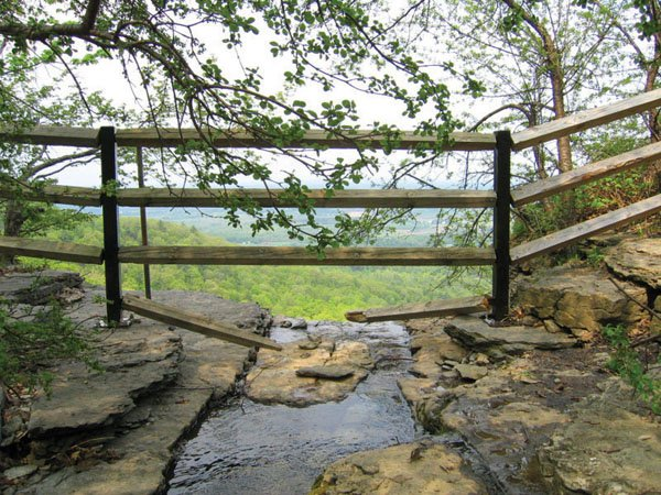 John Boyd Thacher State Park recently received $3.8 million in state funding to build a new visitor center.