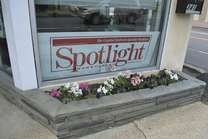 Spotlight Newspapers has remained committed to providing local news while carving out space for new and updated niche products for readers and advertisers.