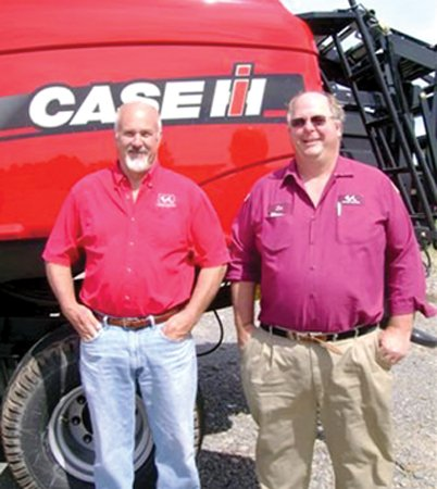 Bob and Jim Lucas, the current owners of Empire Tractor, continue the successful business practices begun in Cazenovia by their ancestor, W.F. Lucas, in 1891.