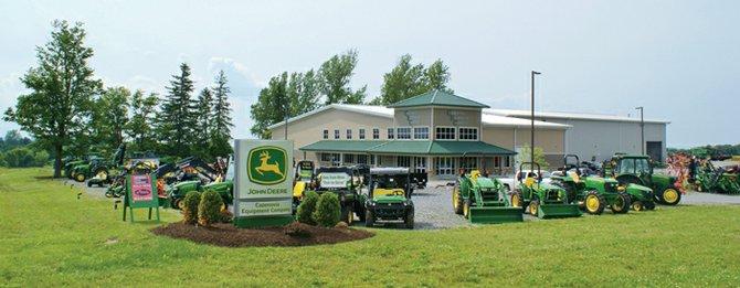 Cazenovia Equipment has nine locations around Central New York.
