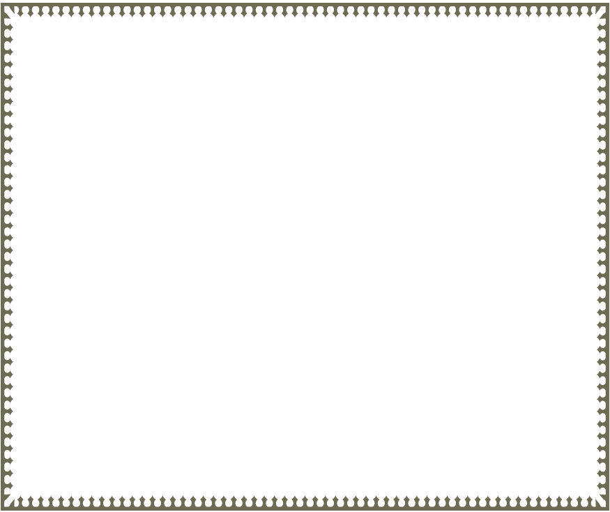 FormalBorder1OliveGreen